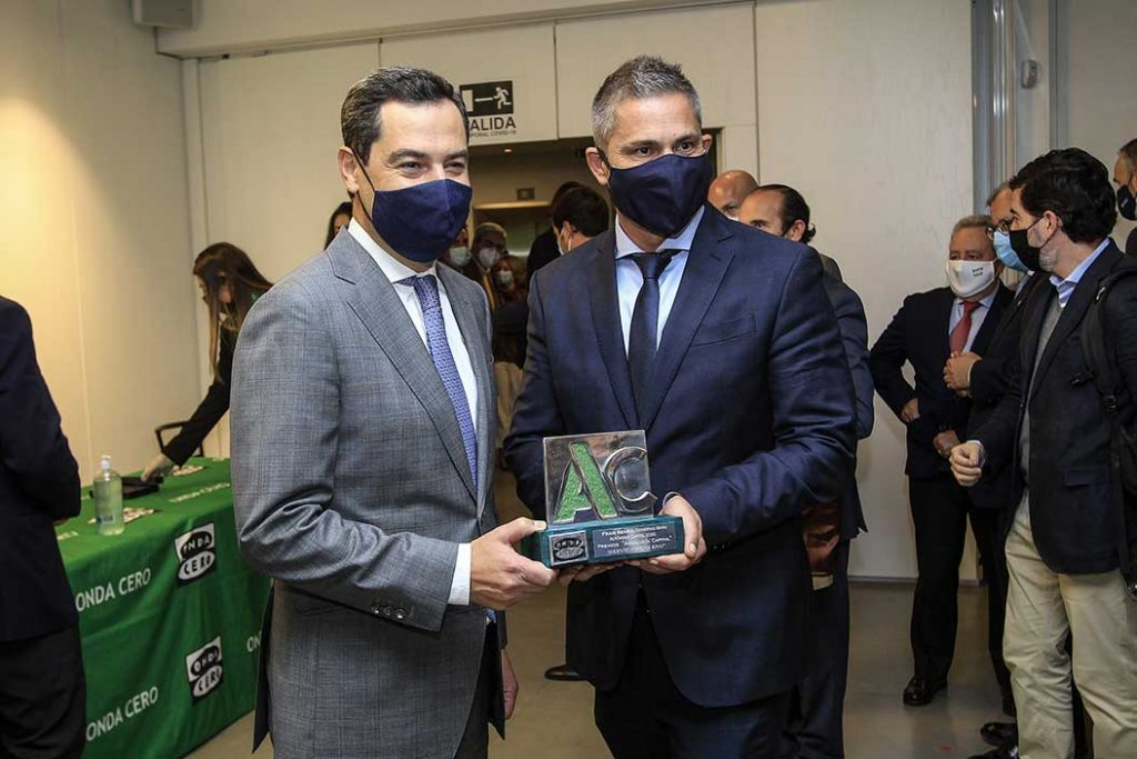 conserva senra premios andalucia 2020 juanma moreno