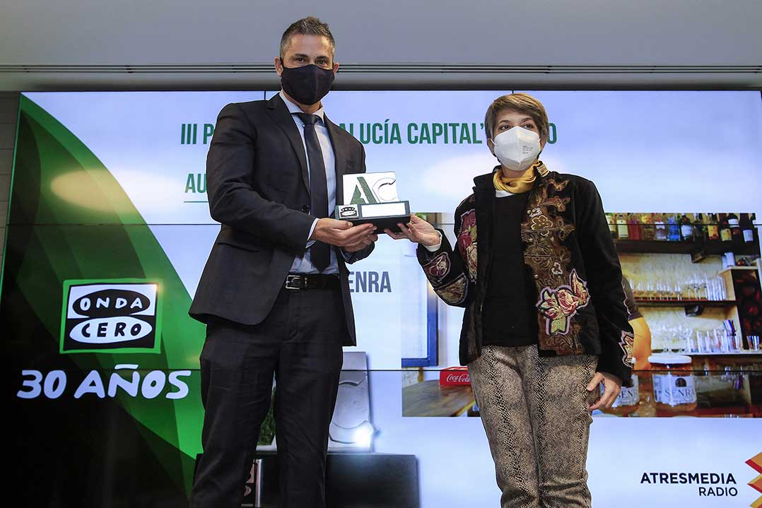 premios andalucía capital 2020
