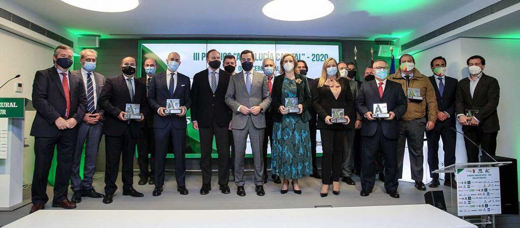 todos en premios andalucia 2020